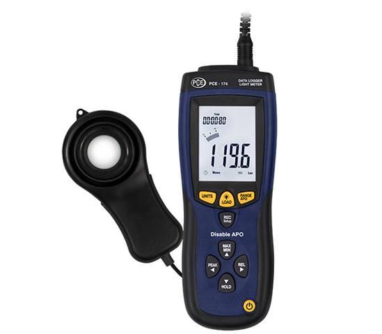 PCE-174 lightmeter