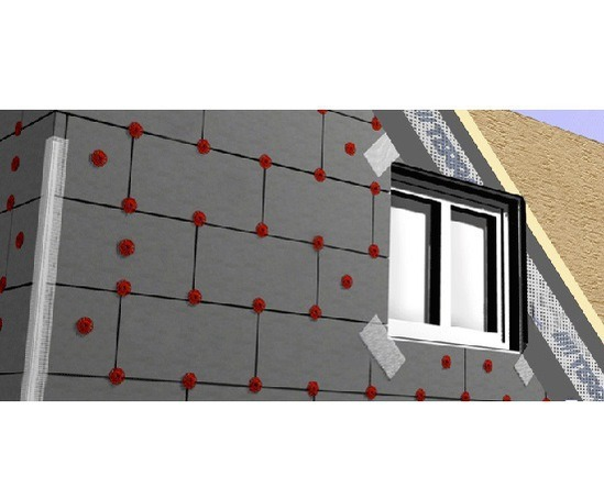 Alpha Exterior Insulation Finishing System Eifs Terraco Esi Building Design