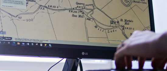 Consultancy: Examining historical mapping