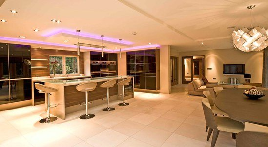 Lighting for every kitchen lighting application