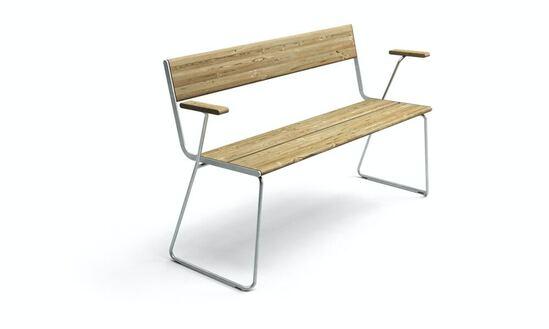 APRIL GO contemporary seat for indoor public areas
