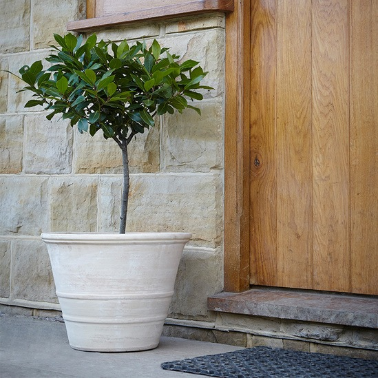 Himalayan traditionally styled planter
