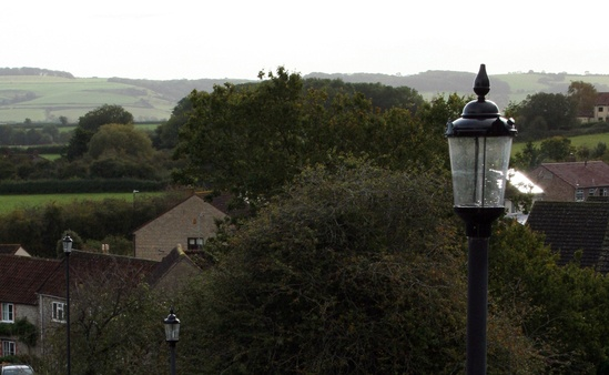 StreetCare heritage style lantern for council project