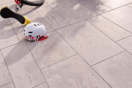 Bizarro concrete slabs