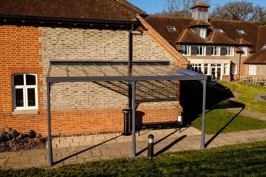 Simplicity 6 Series Veranda Canopy