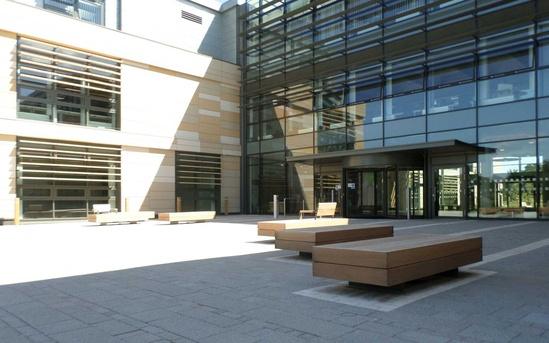 Furniture for Bath Spa University campus