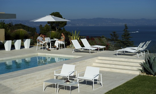 Cochran cast aluminium outdoor furniture