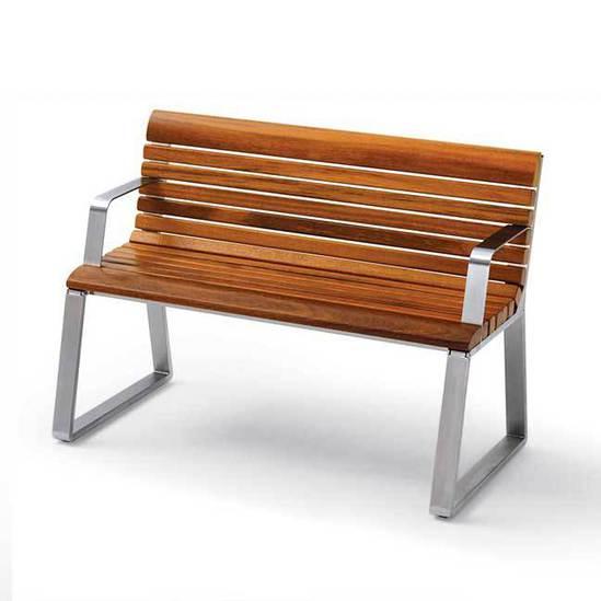 Xs Bench: Artform Urban Furniture