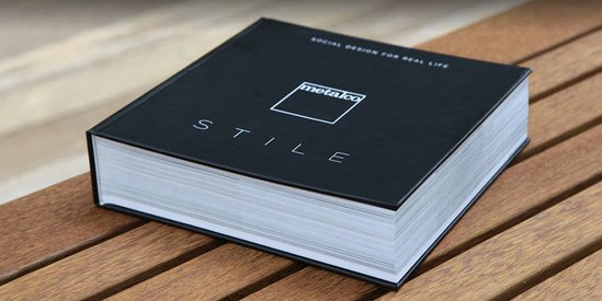STILE Brochure from Metalco now in the UK via Artform