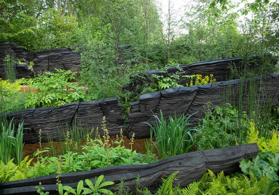 Award-winning M&G Garden - Chelsea Flower Show 2019
