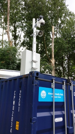 SharpView CCTV system for Thames Water