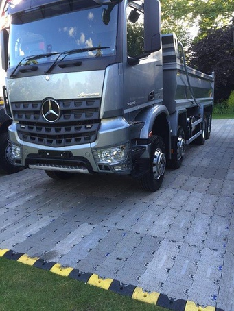 Supa Trac™ Temporary Trafficable Event Surface