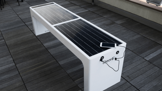 Steora Smart Bench - Standard