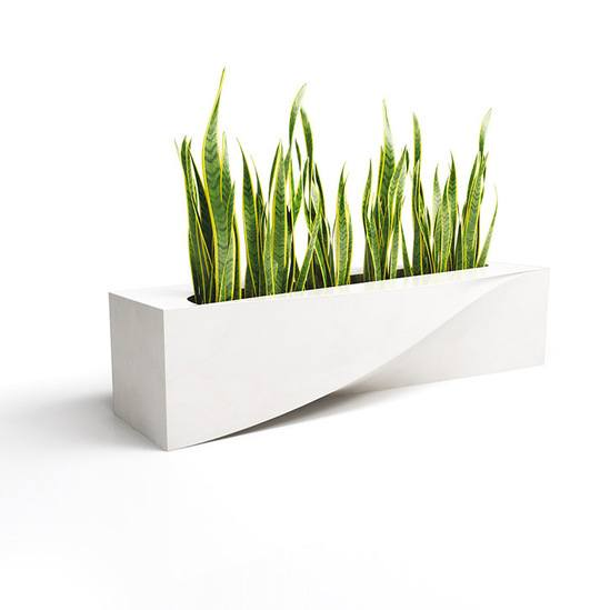 S planter by LAB23