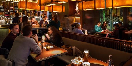 Bespoke sharing tables for thai restaurant