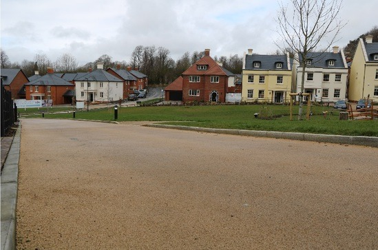 NatraTex Cotswold bound surfacing - Winchester