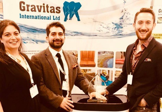 Jacob & Daniel of Gravitas International