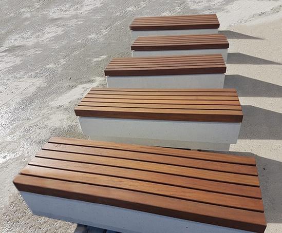 Oregon benches