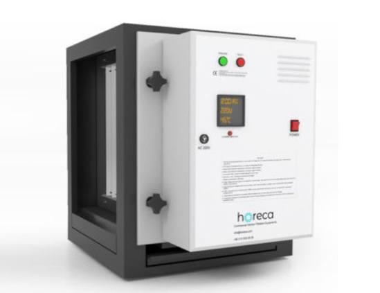 HORECA T Series duct type electrostatic precipitator