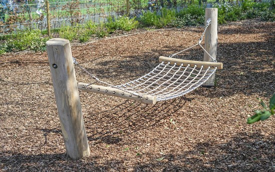 Robinia Hammock No.1 for children aged 2+ years