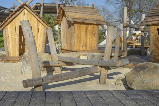 Stilted Balance Beams for children over 3 years