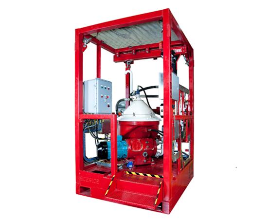 Disc stack centrifuge sales and servicing