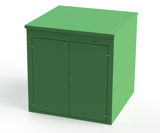VR16 Enclosure Green