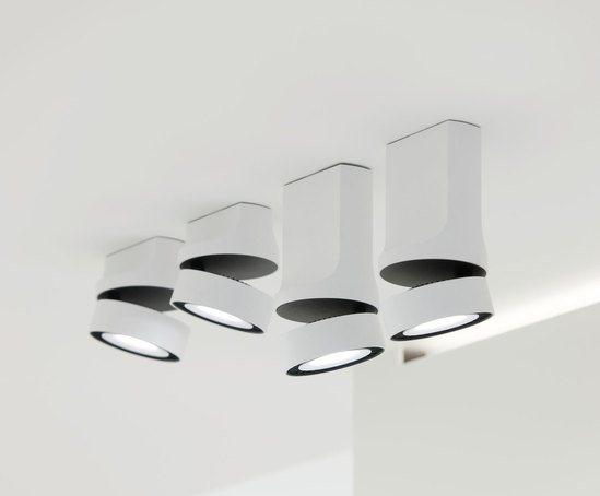 You Turn On Contemporary Ceiling Lights Deltalight Esi
