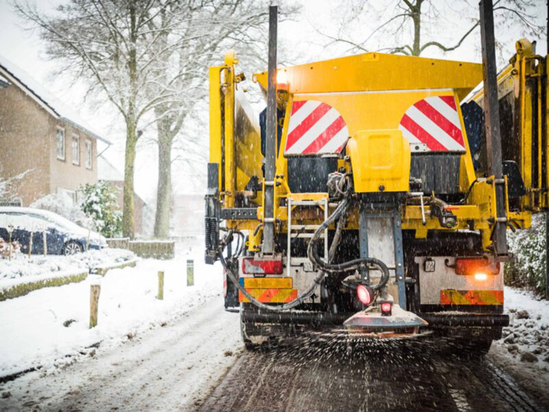 Ice Watch offers winter gritting services