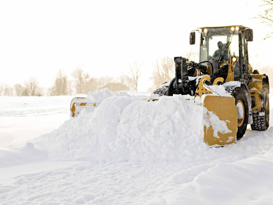 Snow clearing service from Ice Watch