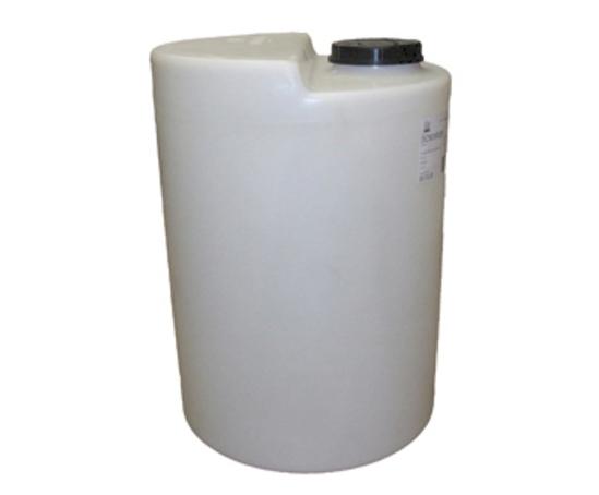 Opaque MDPE storage tank