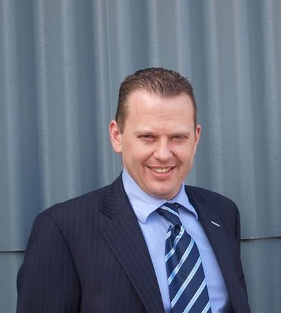 James Fisher, General Manager of Bilco UK