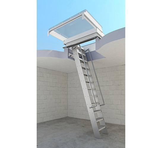 Sky Access Sliding Roof Hatch And Skylight Bilco Uk