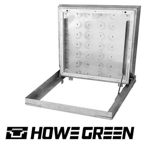 HSE 75 Series hinged floor access cover