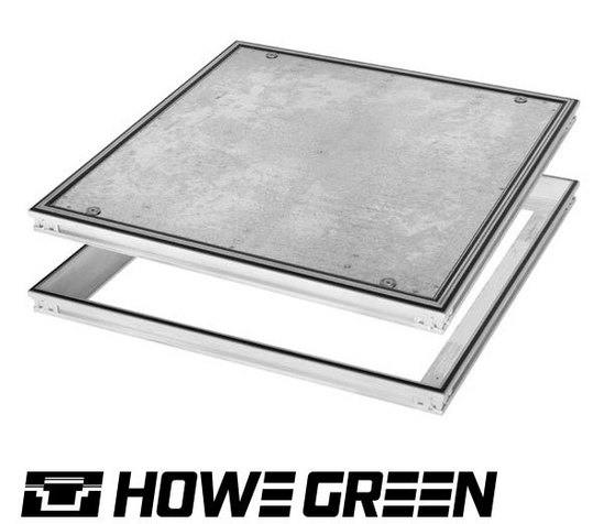 Visedge Series flexible floor access cover