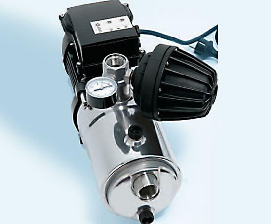 Tecnoplus horizontal variable speed booster pump
