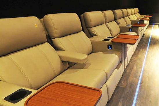 Premium Verona Zero Wall Reclining Cinema Chair Ferco
