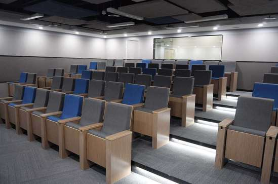 Caspian auditorium seating for IBM Research, China