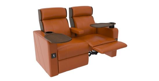 Premium Tuscany cinema seating