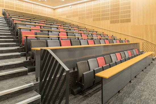 Ferco auditorium seating, Manchester Business School
