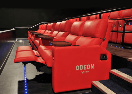 Ferco Premium Verona electric reclining chairs, ODEON