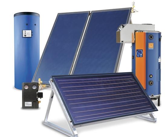 Trigon solar package