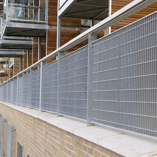 The Gallery Cambridge balustrade