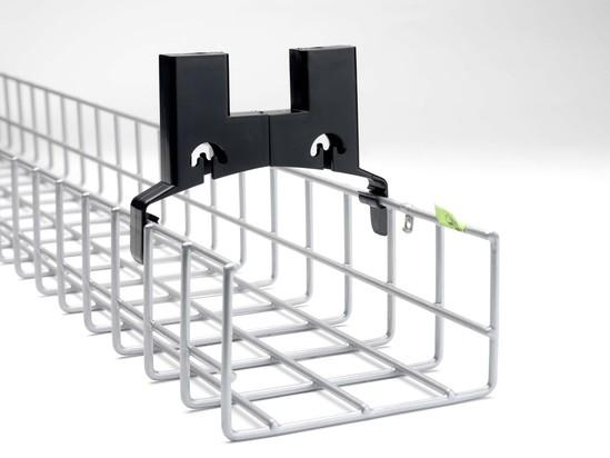 Premium Under Desk Office Cable Basket Cmd Ltd Esi