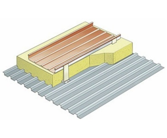 Ziplok Thermohalter Purlin Based Roof System Rigisystems