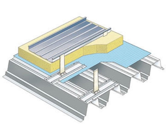 Ziplok thermohalter deck system structural decking for Thermo ply structural sheathing