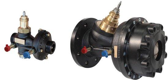 KTM512 pressure independent balancing control valve