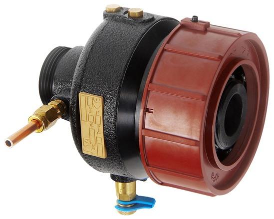 DA 516 differential pressure controller