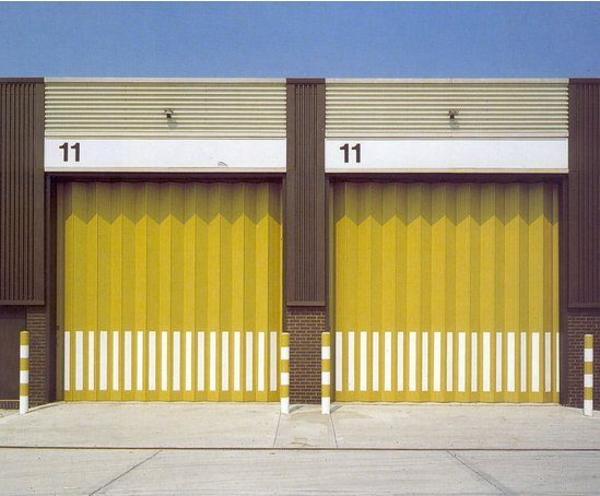 Sliding Security Shutters : Eurofold horizontal sliding folding security shutters