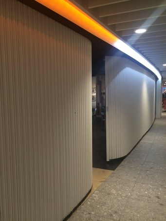 Contour 2000 Lateral Fire Resistant Roller Shutters